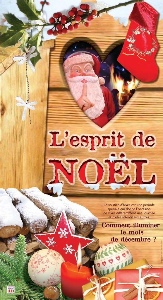 Esprit de Noël (L') |