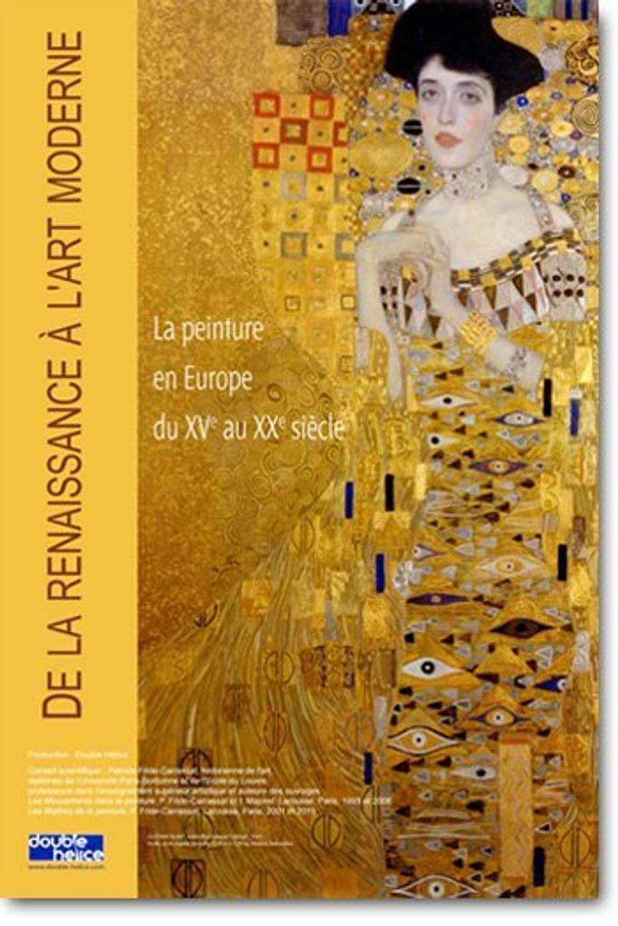 De la Renaissance à l'art moderne : la peinture en Europe du XVème au XXème siècle |