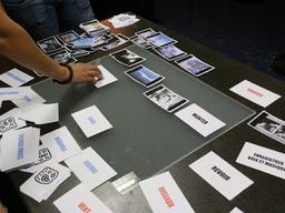 Mashup Table 1 / créée par Romuald Beugnon |
