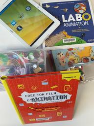 Kit de tablettes : Film d'animation |