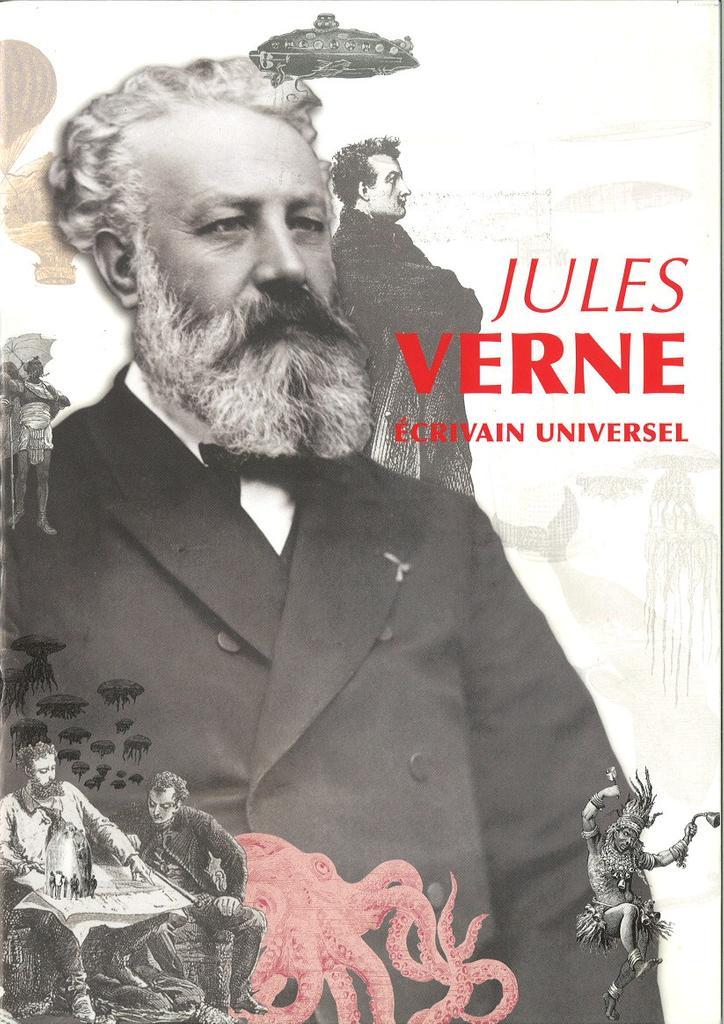 Jules Verne, écrivain universel  