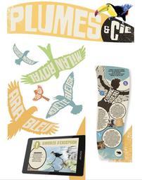 Plumes et Cie : exposition interactive   