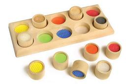 Pack jeux sensoriels / Jeux créés par Bec et Croc |