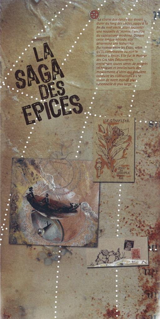 Saga des épices (La)  