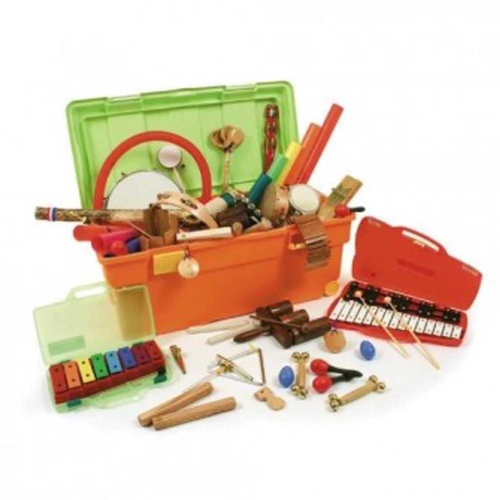 Malle musique 42 instruments |