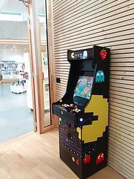 Borne d'arcade |