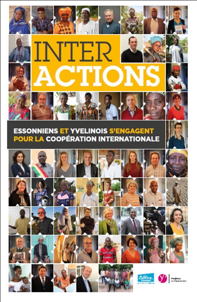 INTERACTIONS : Essonniens et Yvelinois s'engagent pour la coopération internationale  