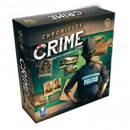 Kit jeu Chronicles of crime : enquêtes criminelles |