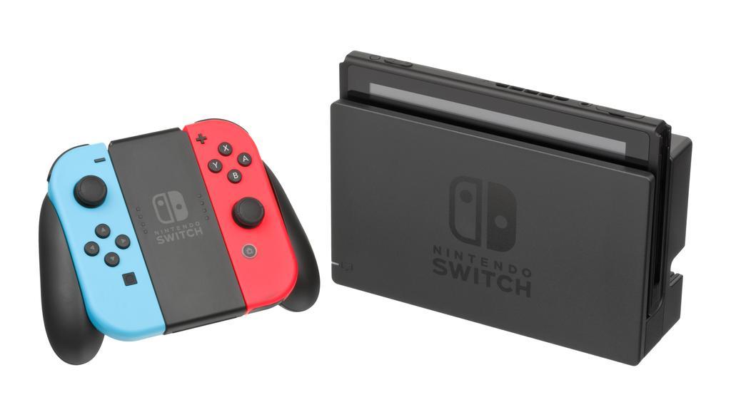Kit jeux vidéo : 4 Nintendo Switch  