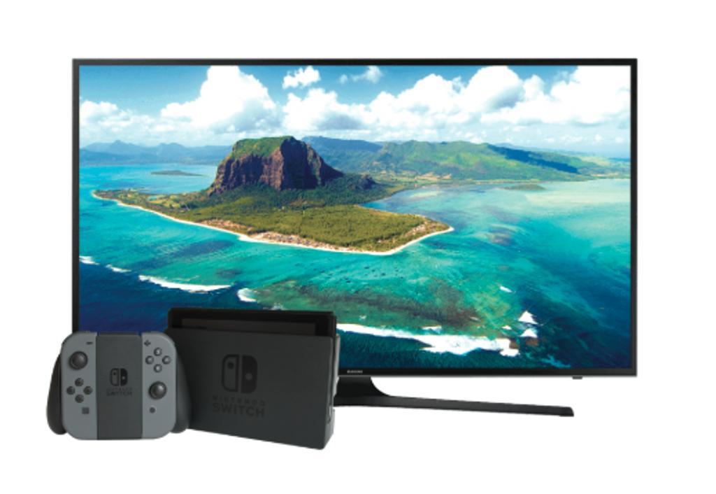 Kit jeux vidéo : Nintendo Switch |