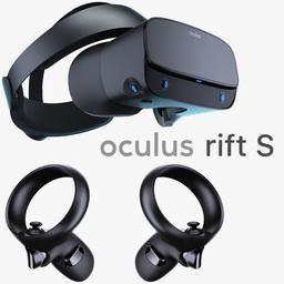 Kit de réalité virtuelle : Oculus Rift S |