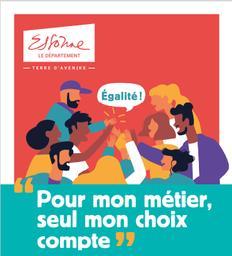 Mon métier, mon choix / Département de l'Essonne |