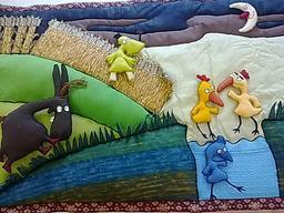 Raconte-tapis : La mare aux aveux / réalisé par l'association Raconte-tapis  